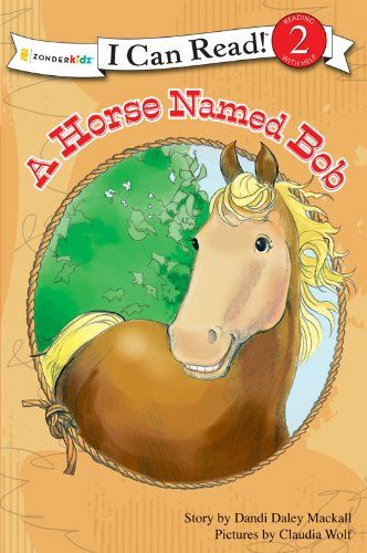 A Horse Named Bob (I Can Read! / A Horse Named Bob):   A Lesson in Kindness/pJen can't get a horse, so she's excited when her neighbor Mrs. Gray gets an old retired horse and agrees to let Jen take care of him. But it seems that all of them need help becoming friends./pThis is a Level Two I Can Read! book, which means it's perfect for children learning to sound out words and sentences. It aligns with guided reading level J and will be of interest to children Pre-K to 3suprd/sup grade./...
