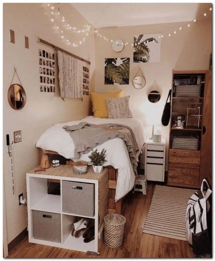 42 Gorgeous Dorm Room Decorating Ideas College Dorm Rooms Decorating Dorm Gorgeous Ideas Room College Dorm Room Decor Cool Dorm Rooms Cute Dorm Rooms