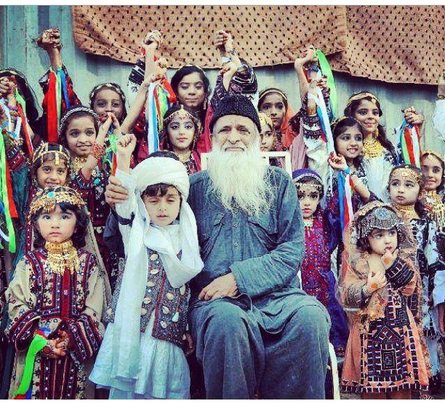 Baluchi Culture with Sir. Abdul Sattar Edhi