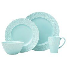 British Colonial 4 piece Place Setting, Service for 1