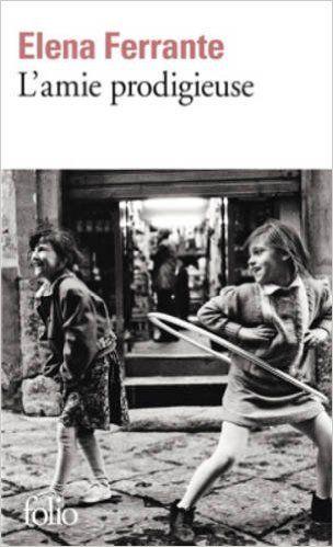 L'amie prodigieuse : c'est un peu retomber dans l'atmosphère des films italiens des années 60 : l'image est en noir et blanc, mais elle déborde d'humanité