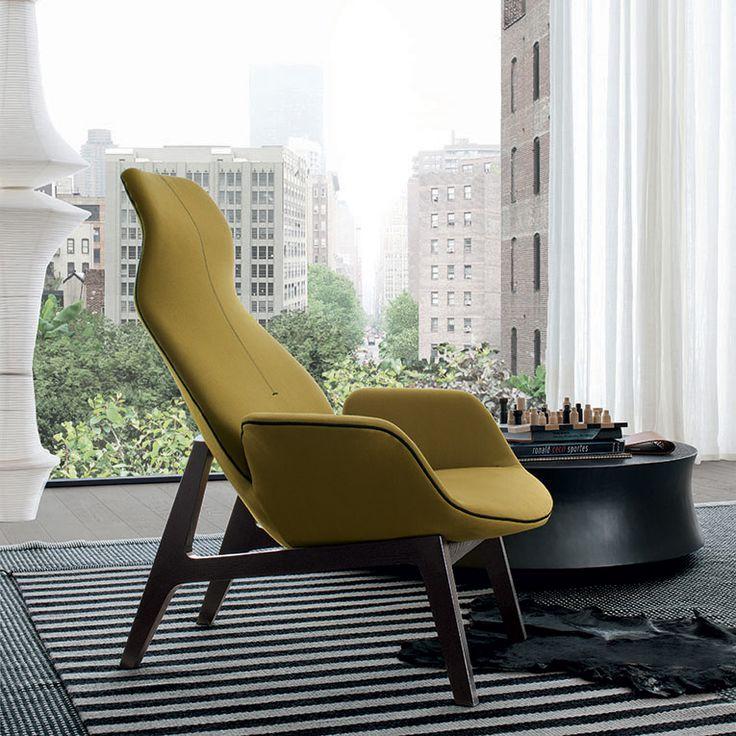 Ventura Lounge by POLIFORM - Design Jean-Marie Massaud