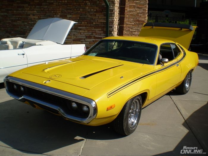 "1970 Plymouth Road Runner ""Dukes of Hazzard"" (Daisy's car before she got the Jeep, Dixie)"