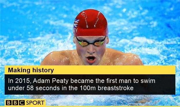 Apparently Olympic gold medal swimmer Adam Peaty used to be scared of the water - So there is hope for me yet… If only they'd introduce Olympic Sinking as an event.