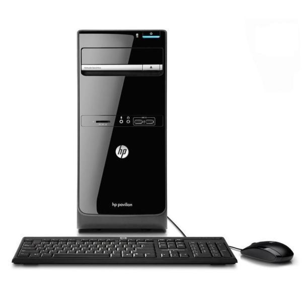 Più gioco, lavoro più veloce e tanto altro  Dotato di processori più veloci, grafica migliorata e un nuovo, splendido aspetto, HP Pavilion serie p6 offre tutte le prestazioni e le opzioni per lavorare con foto, filmati e musica.    Tutto quello che l'intrattenimento digitale può darvi.