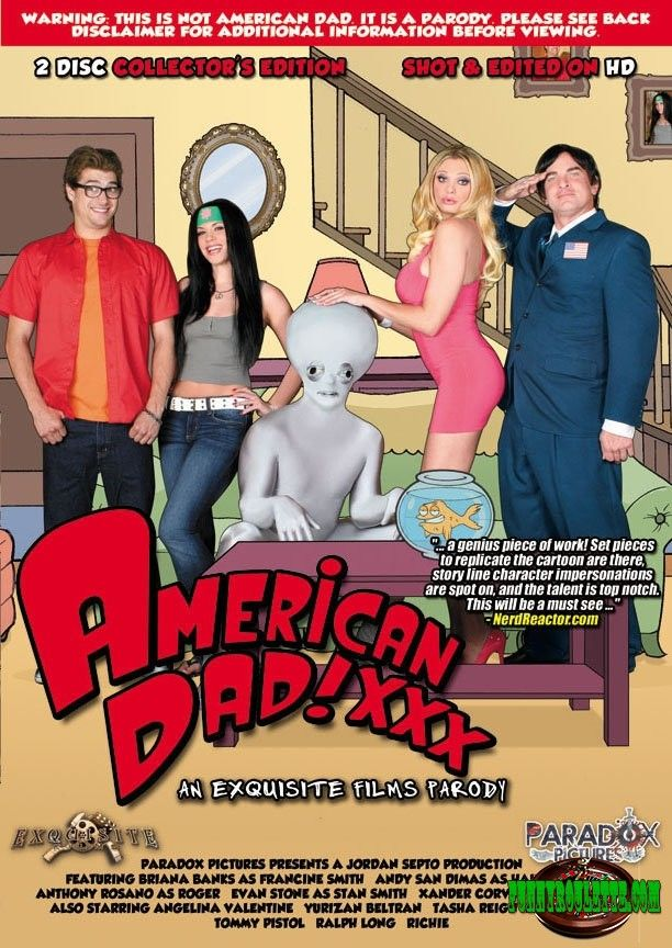 American dad порно пародия