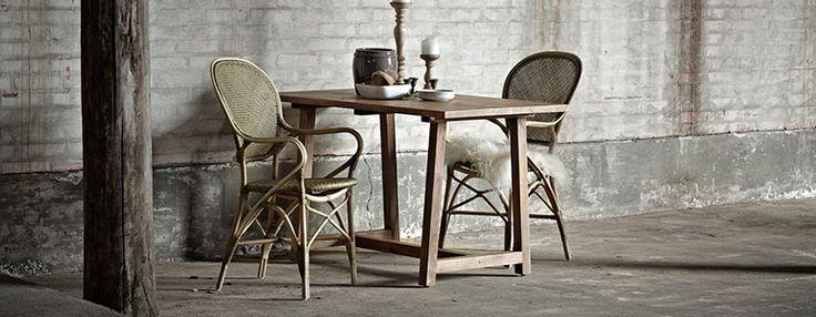Smukke fletmøbler fra Sika Design