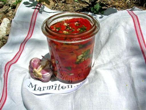 Coulis de poivron rouges : Recette de Coulis de poivron rouges - Marmiton