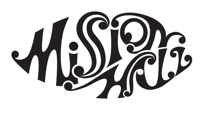 Mission Hall - Custom graphic