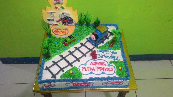 Cake Birthday thomas