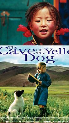 The Cave of the Yellow Dog. A beautiful film of family life in Mongolia. Suitable for all ages.