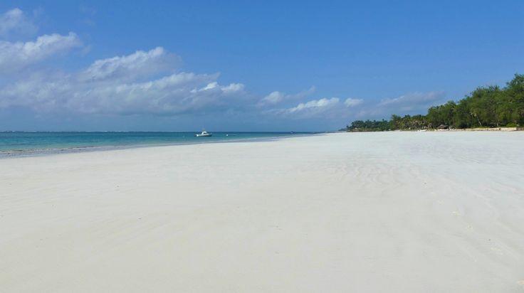 """Diani Beach in Kenia: Der """"Schönste Strand Afrika"""""""