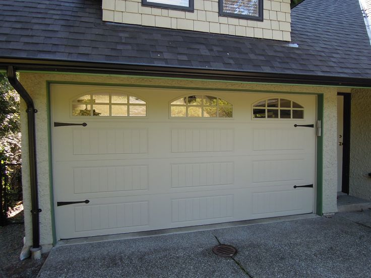 craftsman garage doors on houzz