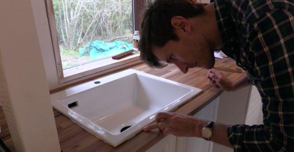 Monter selv din nye køkkenvask og armatur!