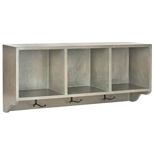 Safavieh American Home Collection Alice French Grey Wall Shelf