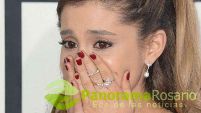 """Ariana Grande aseguró estar """"destrozada"""" por el ataque terrorista en su recital"""
