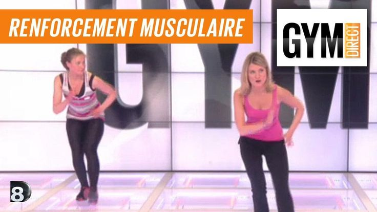 Cours gym : renfort musculaire 29 : Affiner ses cuisses