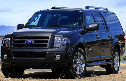 Black Ford Expedition!