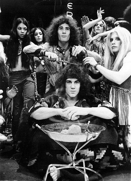 Hair Broadway ,1970