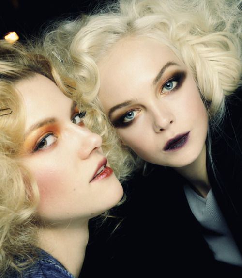 Christian Dior Runway #makeup