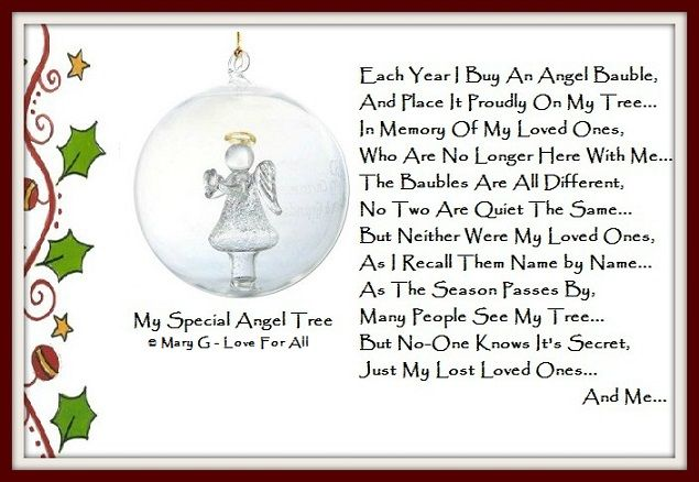 Angel And Christmas Quotes Poems
