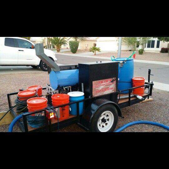 Prochem 100a Truckmount Jacob 39 S Discount Carpet Cleaning Llc Pinterest