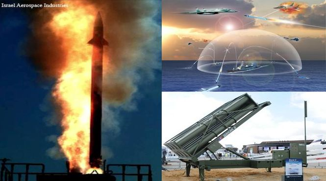 Indo-Israeli Barak 8: Salient features of the missile system