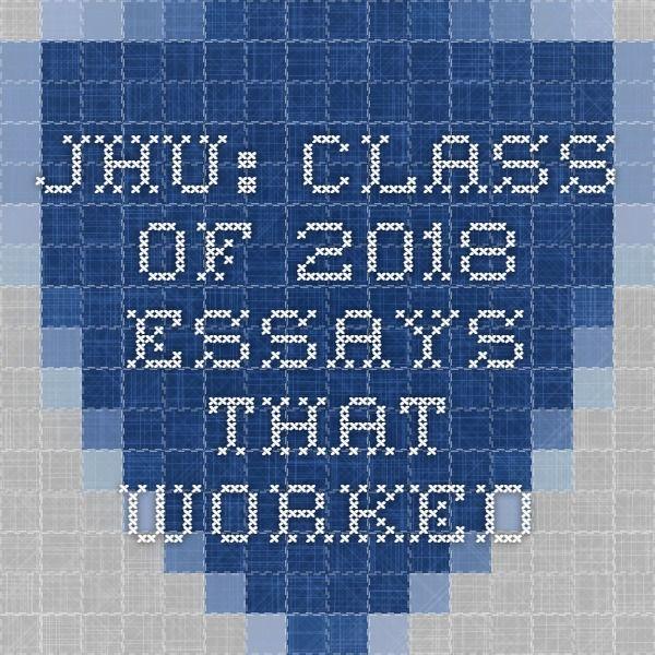 Example essays   Skills Hub  University of Sussex Accepted blog johnshopkinslogo