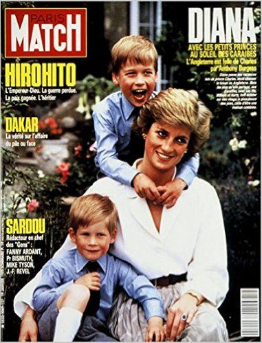 Lady Diana, Prince William et Prince Henry                                                                                                                                                                                 More