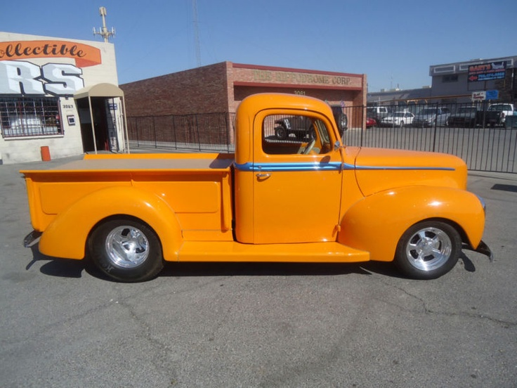 113 Best 1940 Ford Pickup Images On Pinterest Classic Trucks