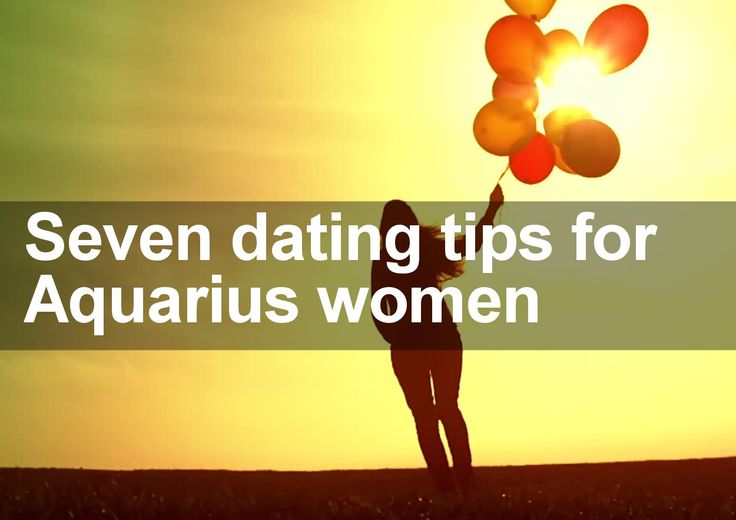 Dating An Aquarius