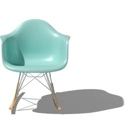 "an eames rocker in any hague nursery is a ""hello obvious"" :P"
