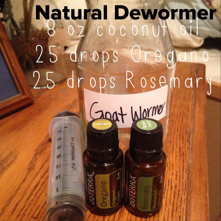 This natural de wormer has been amazing for our goats!!! But it will also work for horses, sheep, cattle, dogs, cats, chickens, you name it!!! Worming our animals is safer, cheaper, and more effective now since the worms can't build up a resistance to the essential oils.