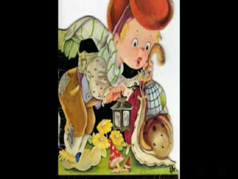 En Patufet i els cargols - conte infantil català 1978