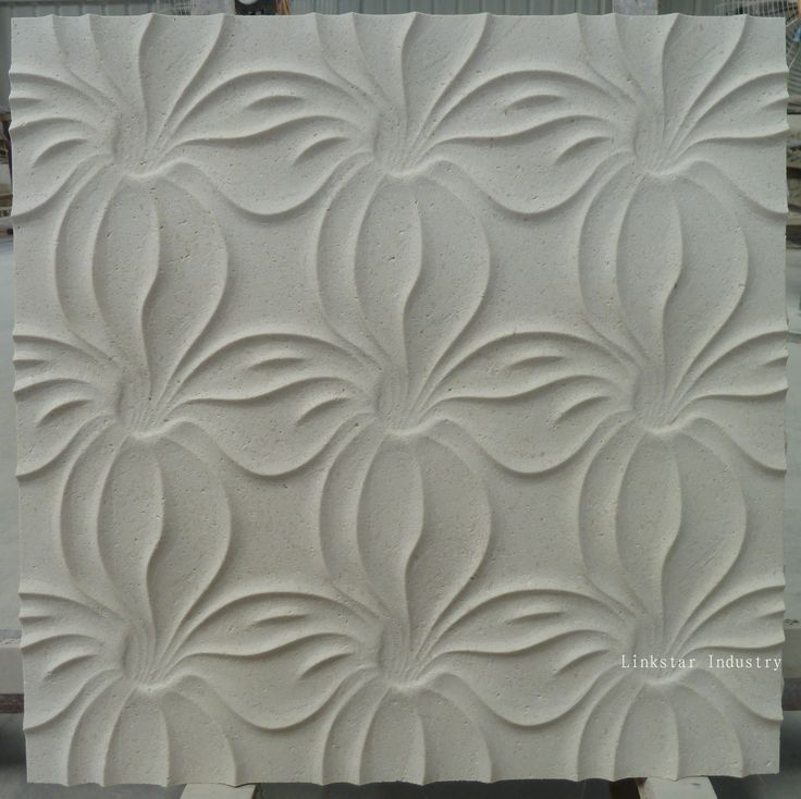 Decorative Tiles For Wall Natural Limestone 3D Wall Cladding Textures Can Be Creatively