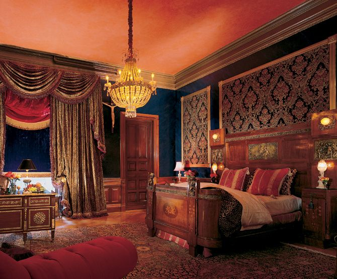 Mickey Rourke S Bedroom Who Would Have Thought