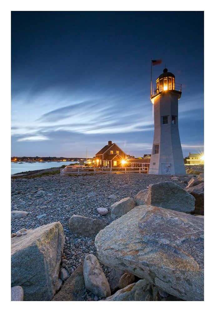 Old Scituate - Bild & Foto von Serdar Ugurlu aus New England - Fotografie (30146317) | fotocommunity