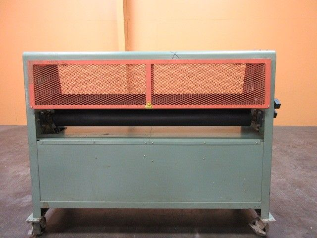 "Used Evans Pinch Roller - Model 256 - $4,650.00. This used pinch roller, manufactured by Evans Machinery, has a 62"" Width capacity."