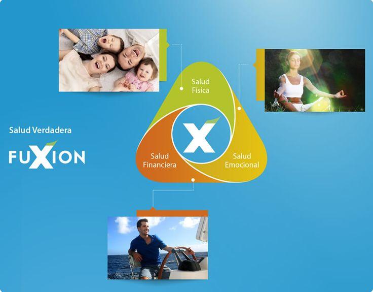 FuXion - Mejoramos tu vida! (Web Oficial)