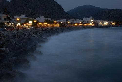 Paleochora, Crete. Solo hiking w/goats & greek vegan eats