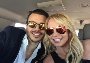 Could Wedding Bells Be in the Future for Britney Spears & Charlie Ebersol?