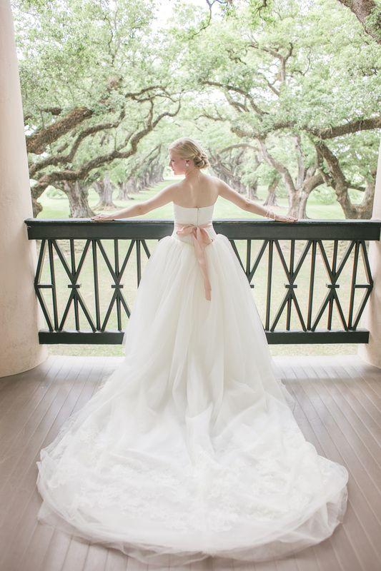 Paige's Oak Alley Plantation Bridal Portraits  *  Bay St. Louis Wedding Photography