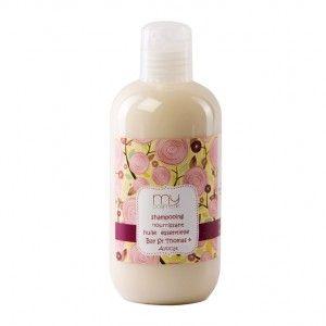 Recette de shampooing maison pour cheveux fourchus à l'huile d'avocat