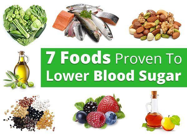 diet to lower sugar