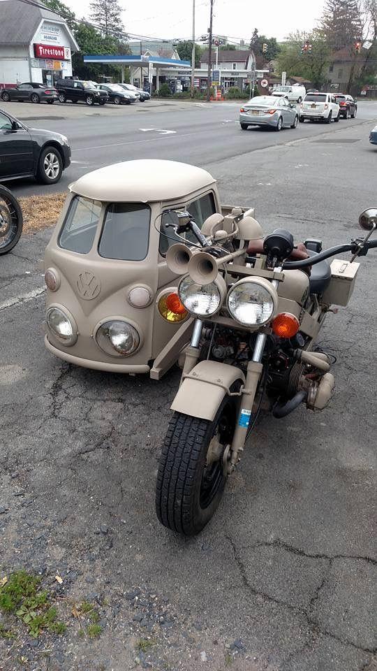 Cool sidecar