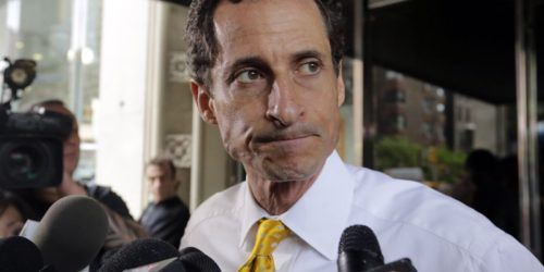 Anthony Weiner Sentenced 21 months in Sexting Case  The horrible disgrace of a congressman, Anthony Weiner who pleaded guilty back in May of this year for sexting with a 15 year old girl has finally been sentenced to 21 months (which still seems like a slap on the wrist for a pedophile…but okay). He willalso face spending the rest of his... #AnthonyWeiner, #AnthonyWeinerSextingScandals, #DemocraticPartyUnitedStates, #DonaldTrump, #FederalBureauOfInvestigation, #Ja