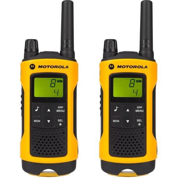 Motorola TLKR ET80 Extreme kommunikasjonsradio | Satelittservice tilbyr bla. HDTV, DVD, hjemmekino, parabol, data, satelittutstyr
