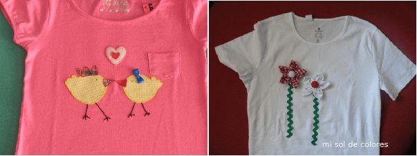 ideas para reciclar camisetas