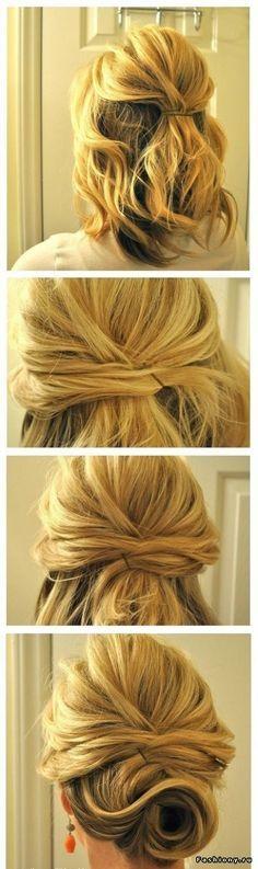 Выше плеч: прически для коротких волос (ч.1) / прическа до плеч