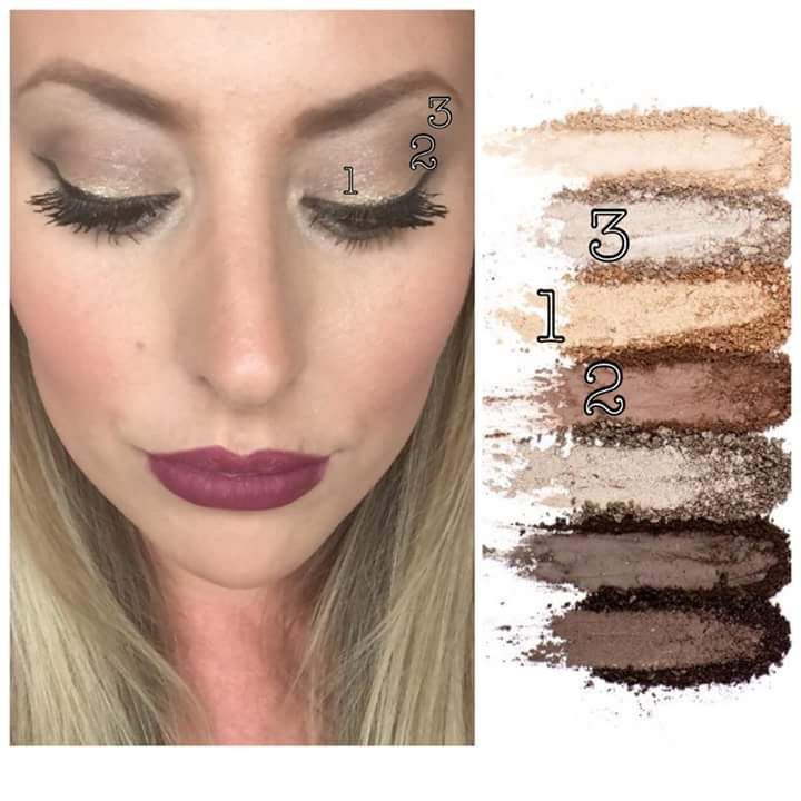 17 Best Images About Make Up On Pinterest Younique Touch